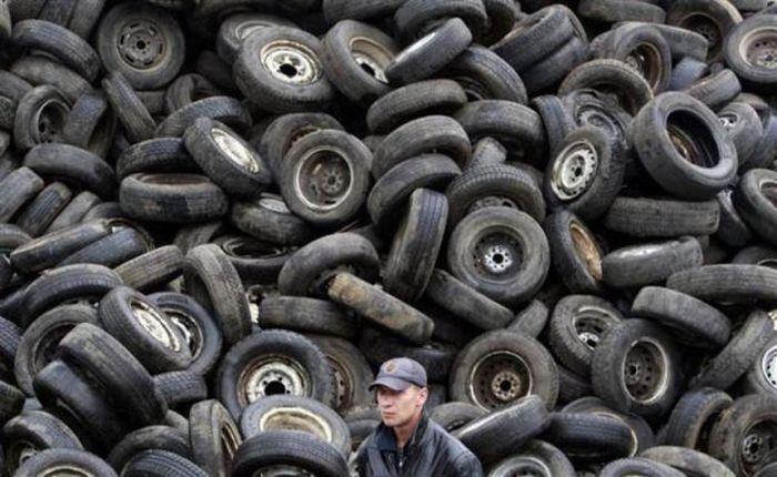 A poluição do lixo ao redor do mundo 11