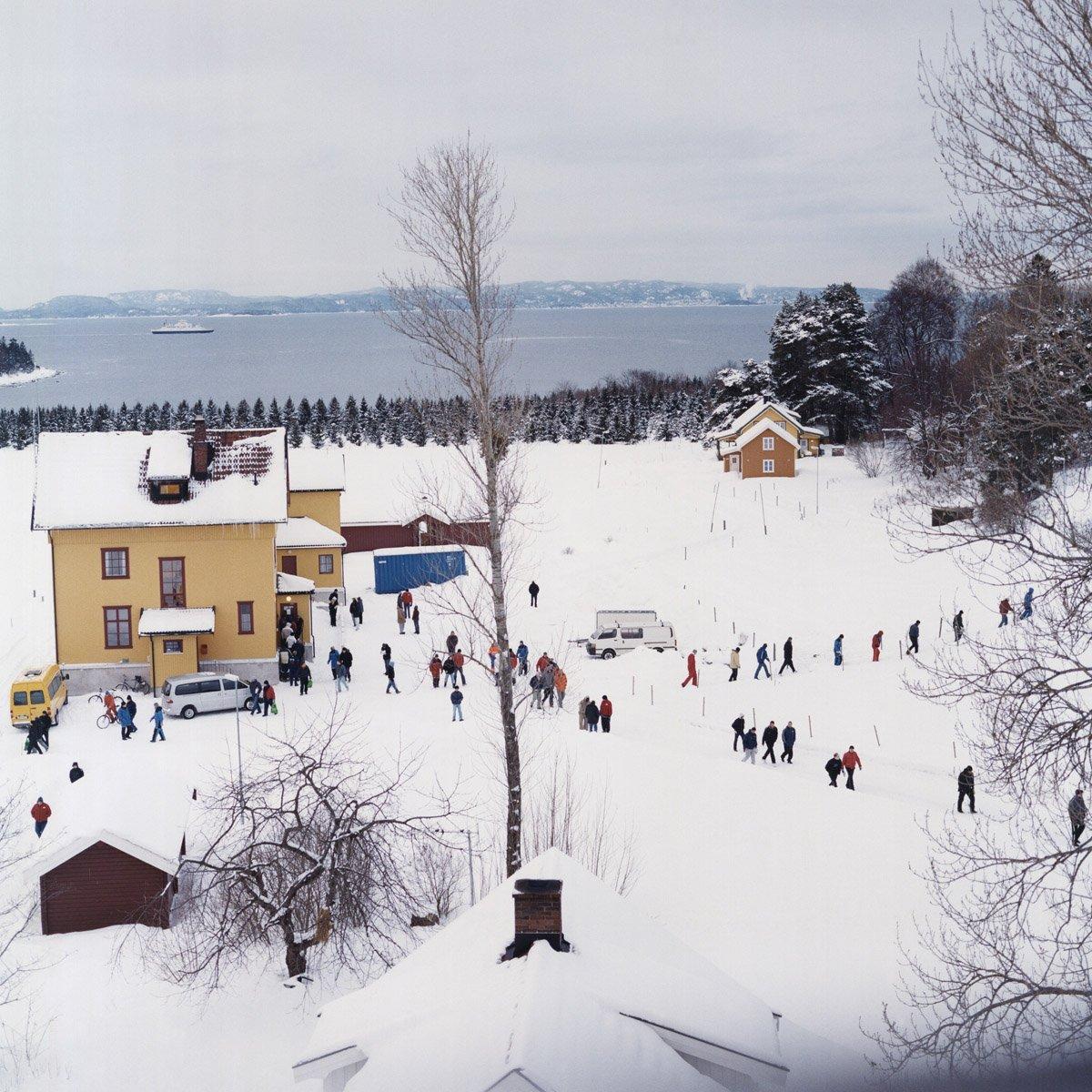 Prisão da Noruega para criminosos violentos parece mais uma colônia de fêrias 02