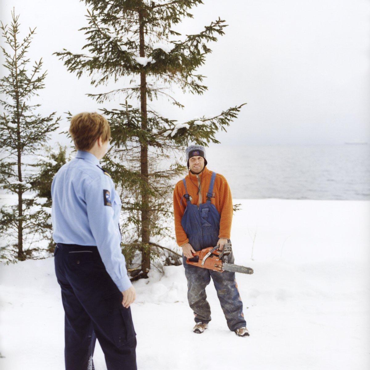Prisão da Noruega para criminosos violentos parece mais uma colônia de fêrias 13