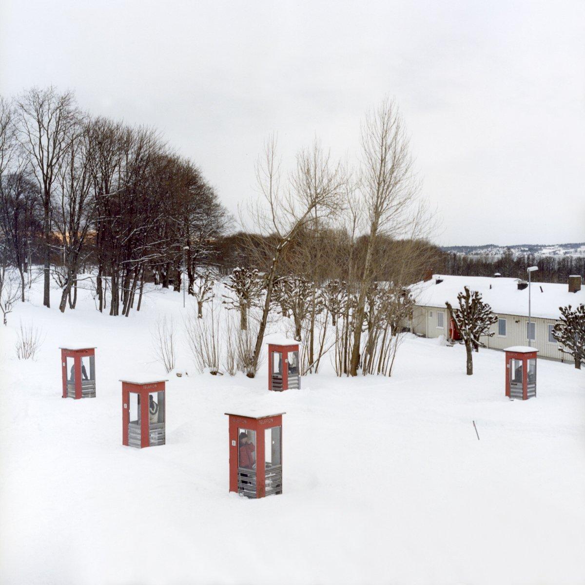 Prisão da Noruega para criminosos violentos parece mais uma colônia de fêrias 14