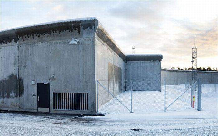Anders Behring Breivik poderia ser preso em um presídio de luxo 09
