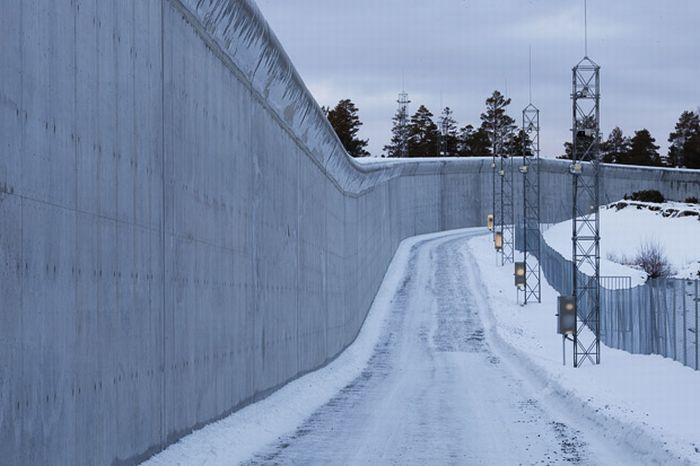 Anders Behring Breivik poderia ser preso em um presídio de luxo 10