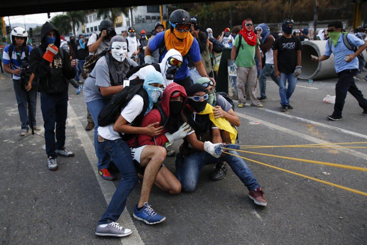 Quando a insanidade torna-se normal na Venezuela