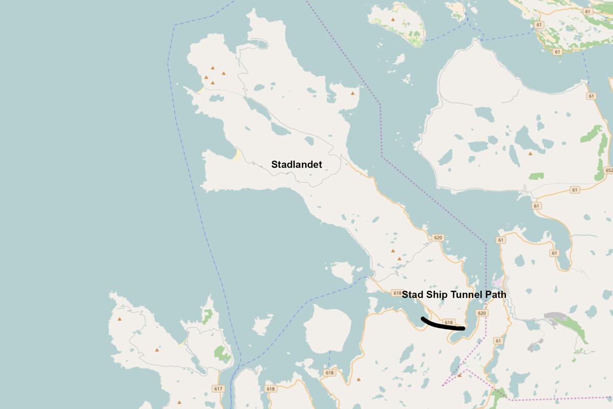 A Noruega vai mesmo construir um túnel para barcos