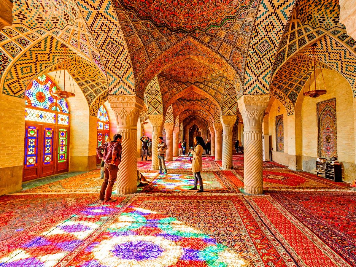 21 lindas fotos que mostram por que o Irã é um grande pólo turístico 19