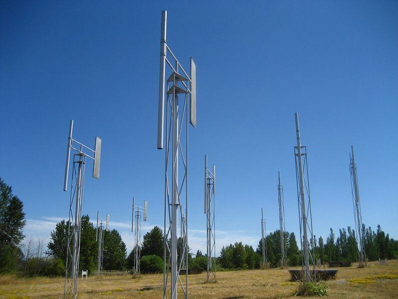 7 esculturas sonoras que permitem que a natureza seja m�sica