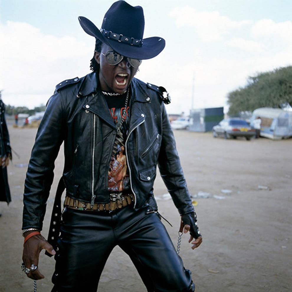 Os cowboys metaleiros de Botswana 03