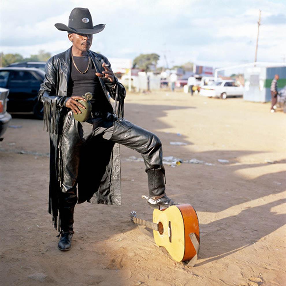 Os cowboys metaleiros de Botswana 06