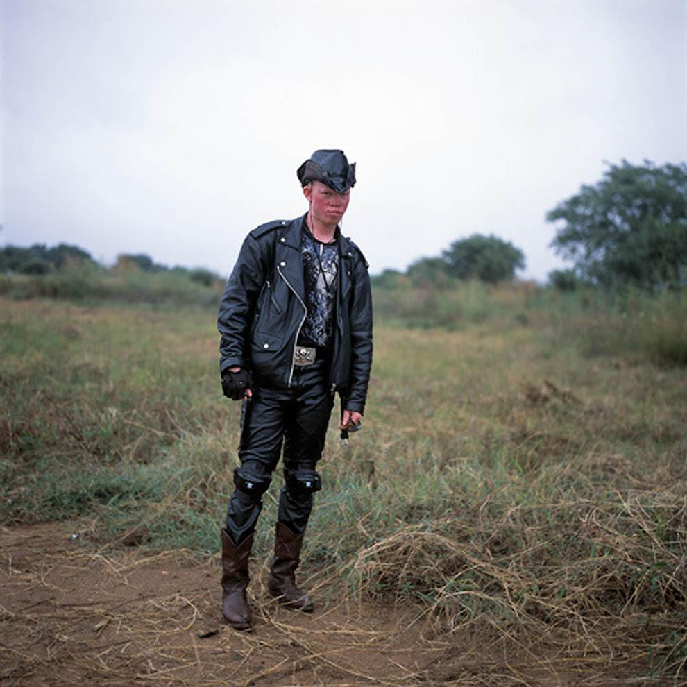 Os cowboys metaleiros de Botswana 08