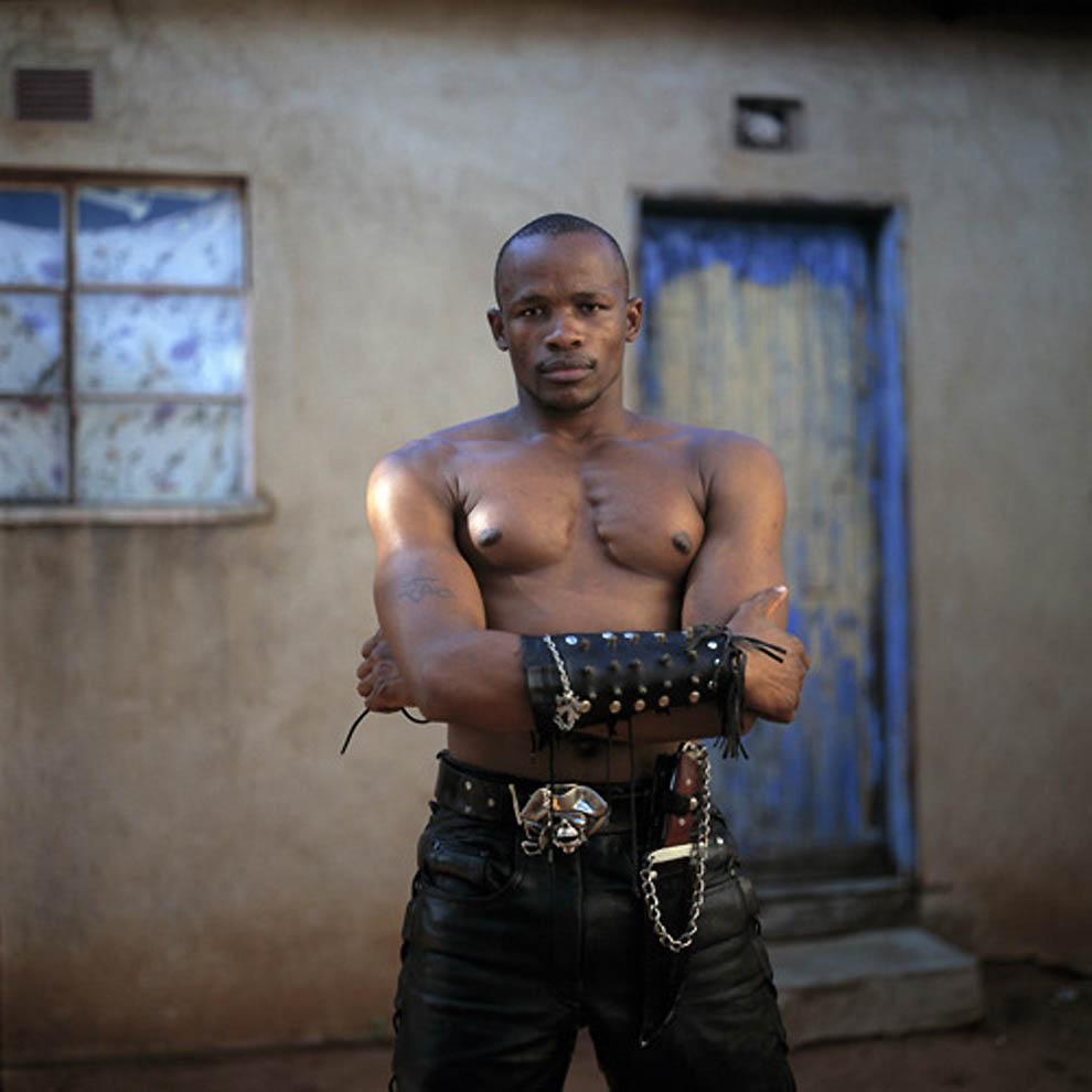 Os cowboys metaleiros de Botswana 09