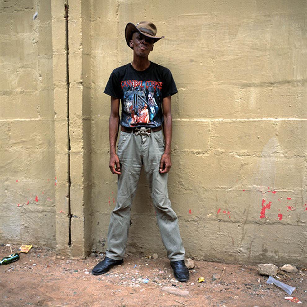 Os cowboys metaleiros de Botswana 11