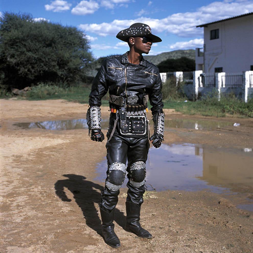 Os cowboys metaleiros de Botswana 12