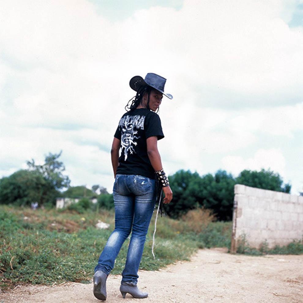 Os cowboys metaleiros de Botswana 15