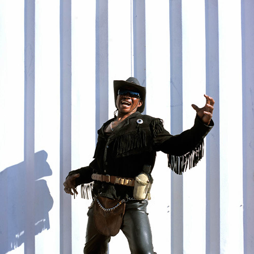 Os cowboys metaleiros de Botswana 17