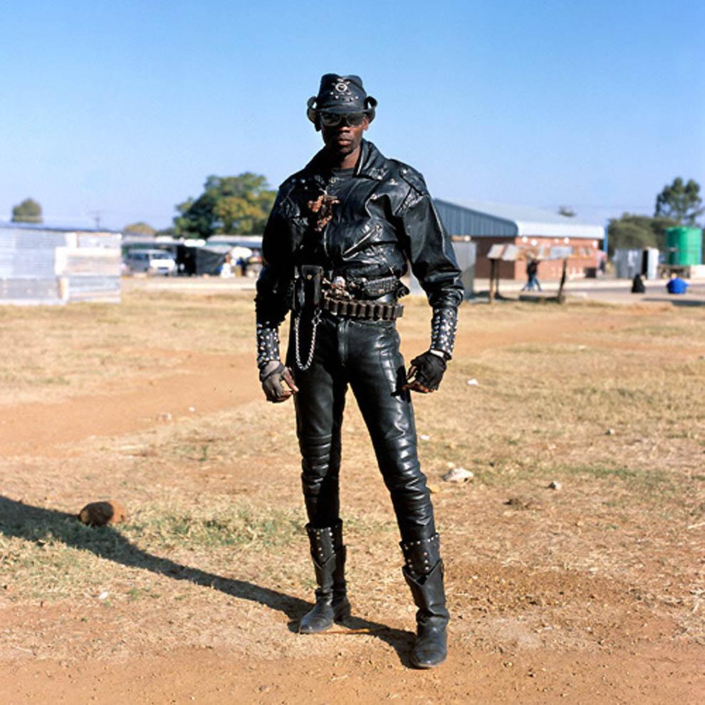 Os cowboys metaleiros de Botswana 18