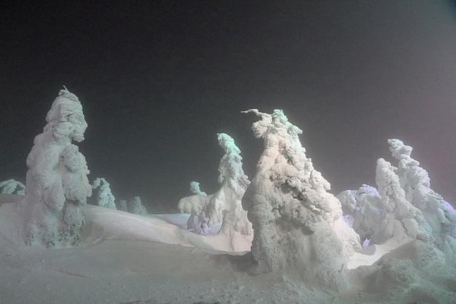 Juhyou, os belos monstros de neve japoneses 03
