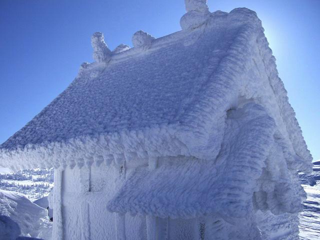 Juhyou, os belos monstros de neve japoneses 24