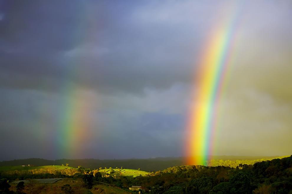 51 fotografias deslumbrantes de arco-íris duplo 03
