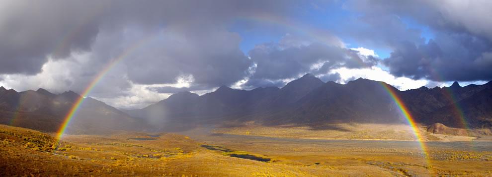 51 fotografias deslumbrantes de arco-íris duplo 05