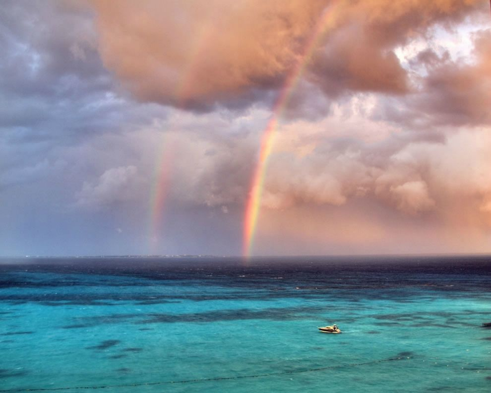 51 fotografias deslumbrantes de arco-íris duplo 08