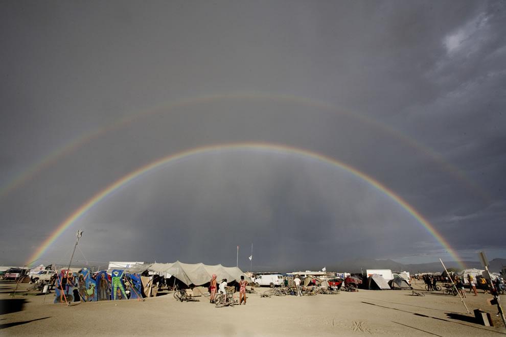 51 fotografias deslumbrantes de arco-íris duplo 17