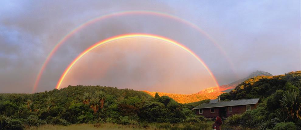 51 fotografias deslumbrantes de arco-íris duplo 21