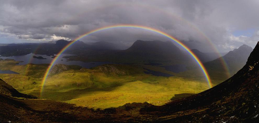 51 fotografias deslumbrantes de arco-íris duplo 25