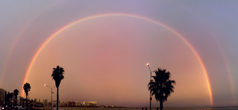 51 fotografias deslumbrantes de arco-íris duplo 26