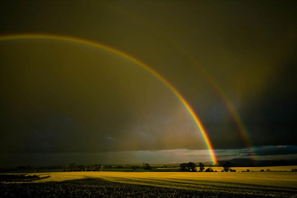 51 fotografias deslumbrantes de arco-íris duplo 28