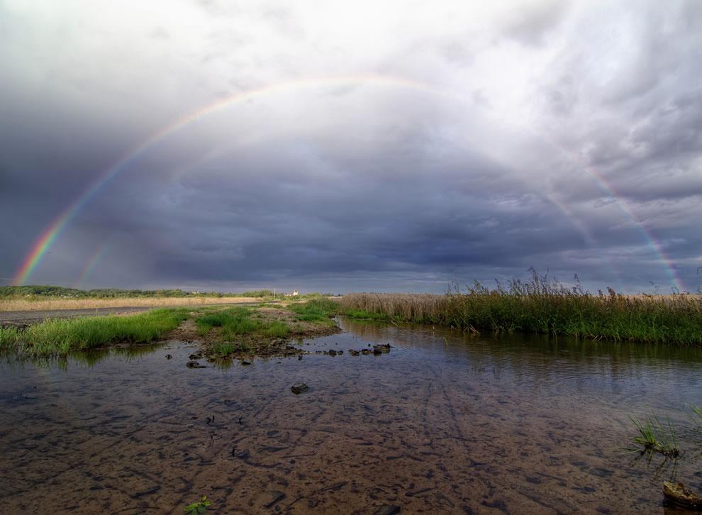 51 fotografias deslumbrantes de arco-íris duplo 32