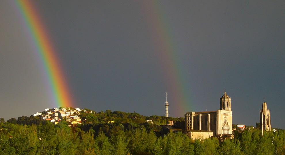 51 fotografias deslumbrantes de arco-íris duplo 36
