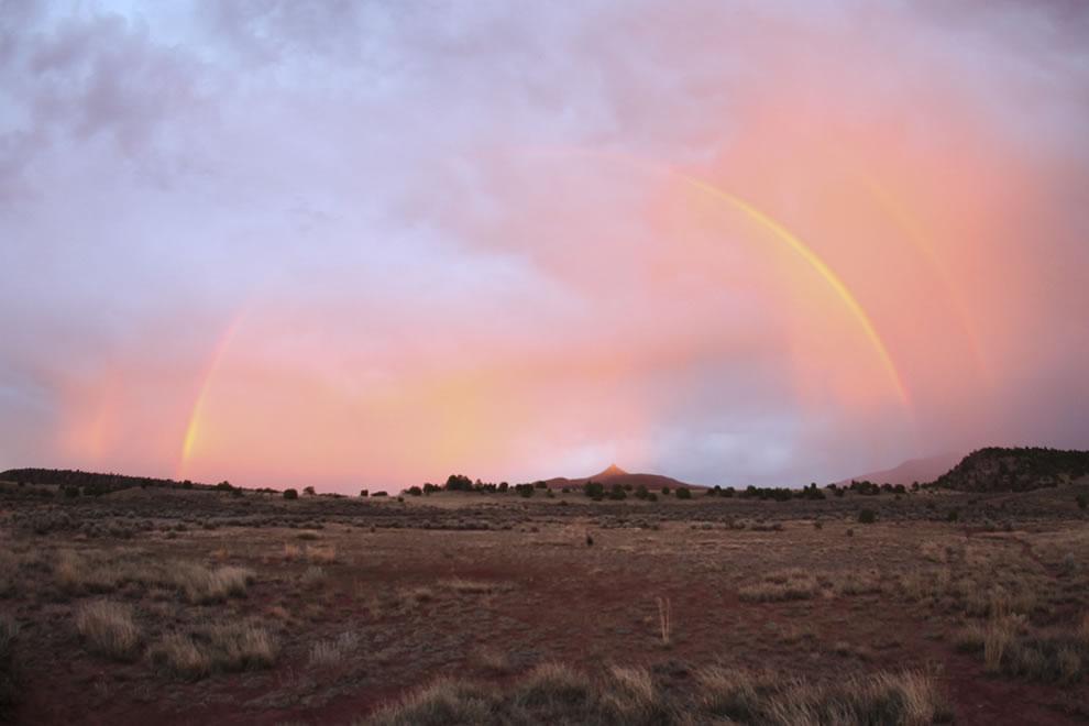 51 fotografias deslumbrantes de arco-íris duplo 39