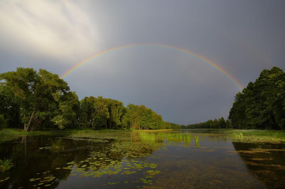 51 fotografias deslumbrantes de arco-íris duplo 41