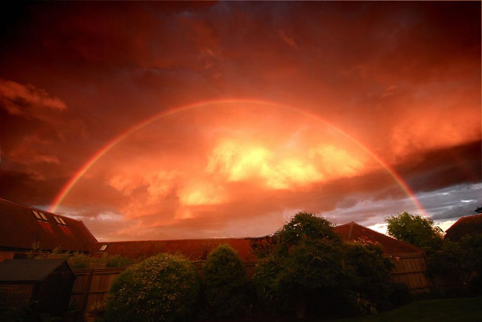 51 fotografias deslumbrantes de arco-íris duplo 46