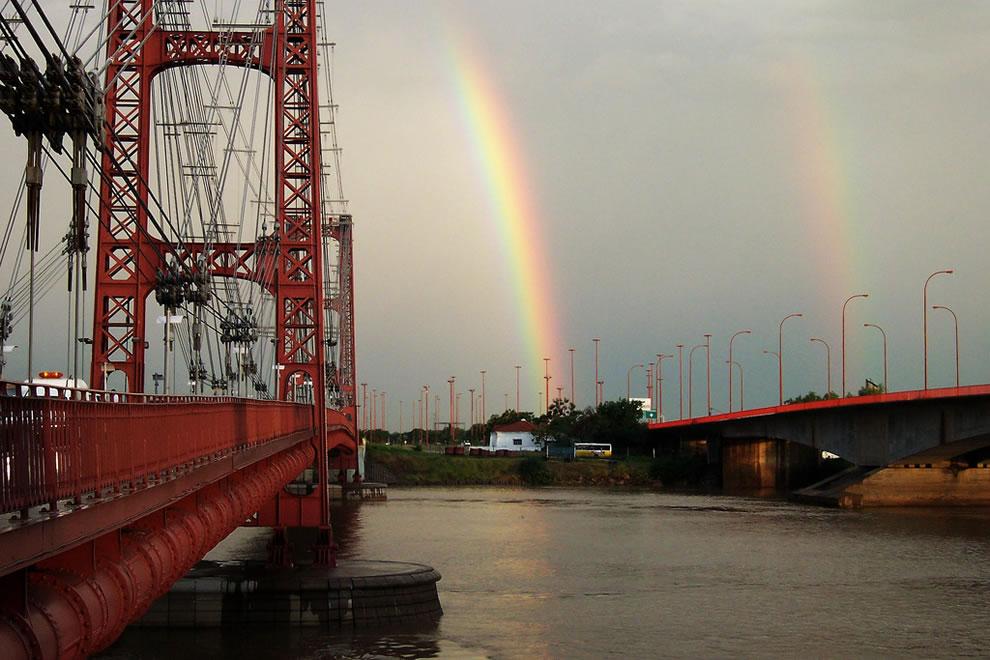 51 fotografias deslumbrantes de arco-íris duplo 47