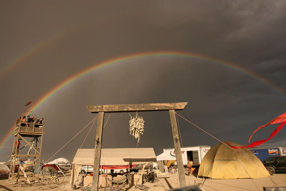 51 fotografias deslumbrantes de arco-íris duplo 48