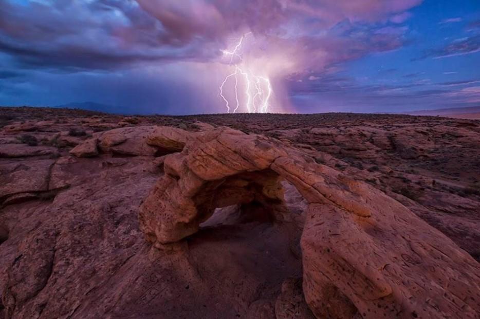 35 incríveis fotos da natureza em condições extremas 09