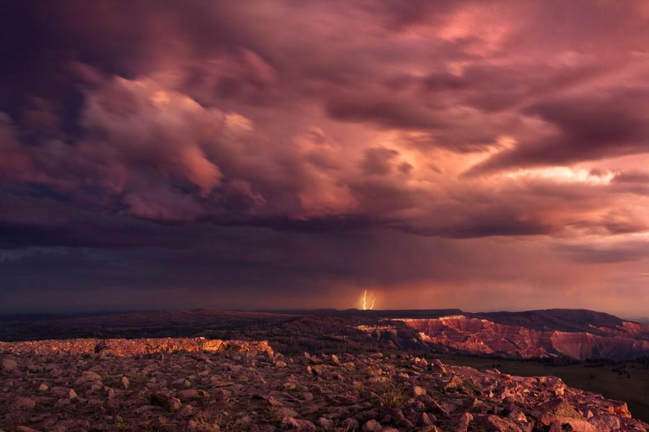 35 incríveis fotos da natureza em condições extremas 13