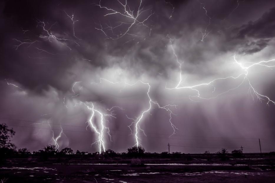 35 incríveis fotos da natureza em condições extremas 14