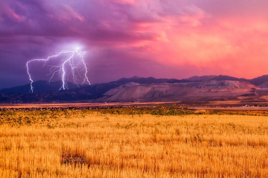 35 incríveis fotos da natureza em condições extremas 16