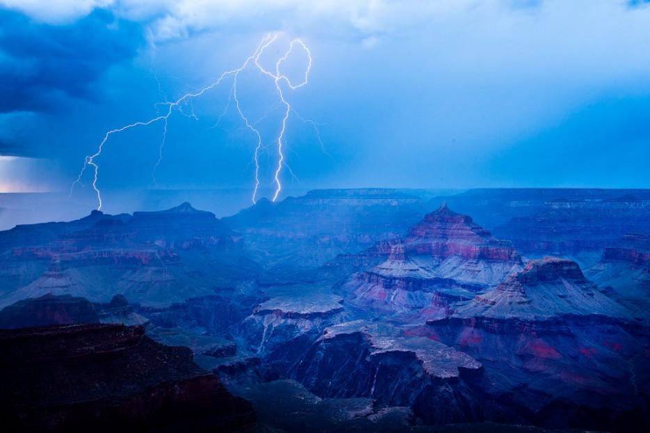 35 incríveis fotos da natureza em condições extremas 18