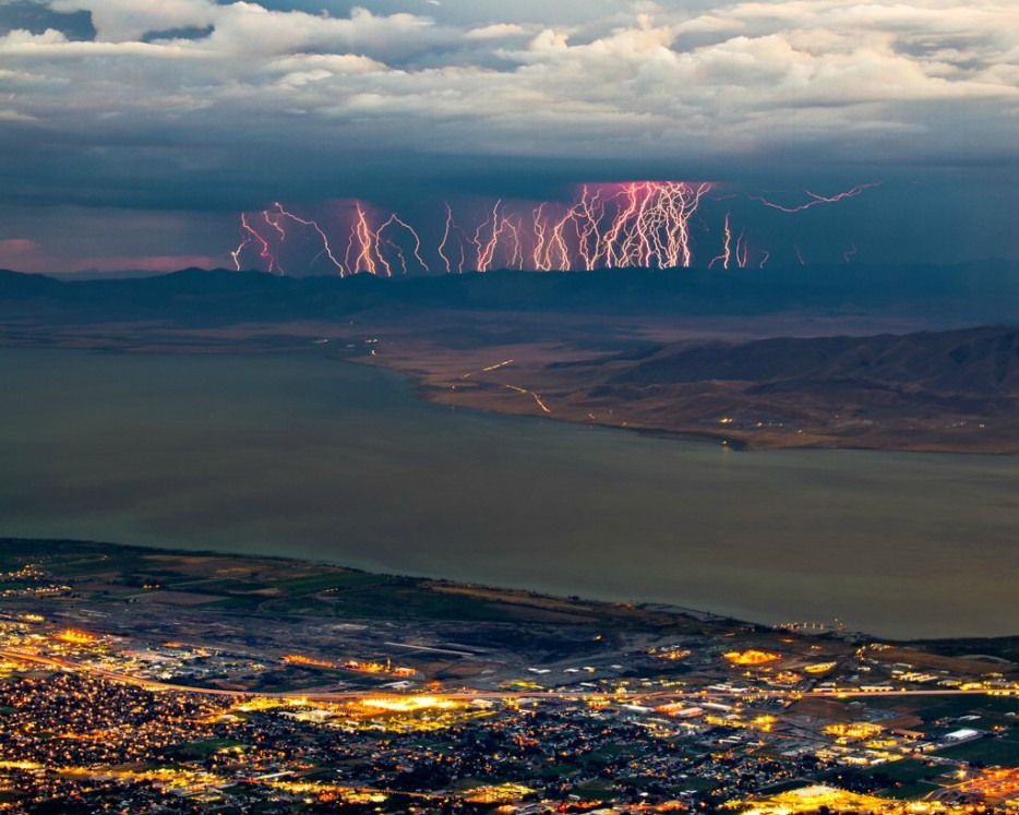 35 incríveis fotos da natureza em condições extremas 23