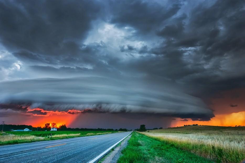35 incríveis fotos da natureza em condições extremas 24