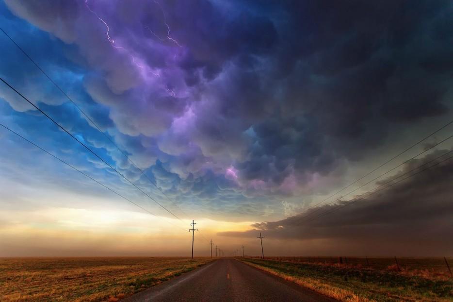 35 incríveis fotos da natureza em condições extremas 27