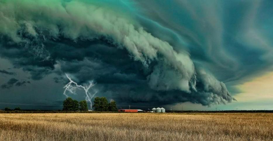 35 incríveis fotos da natureza em condições extremas 34