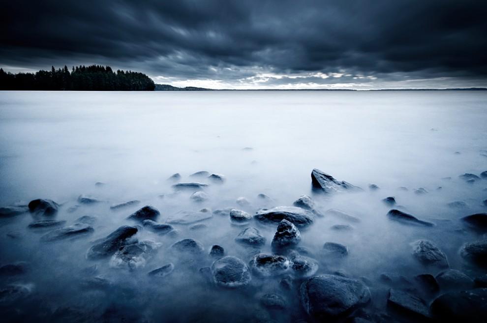 Magníficas fotografias atmosféricas finlandesas 01
