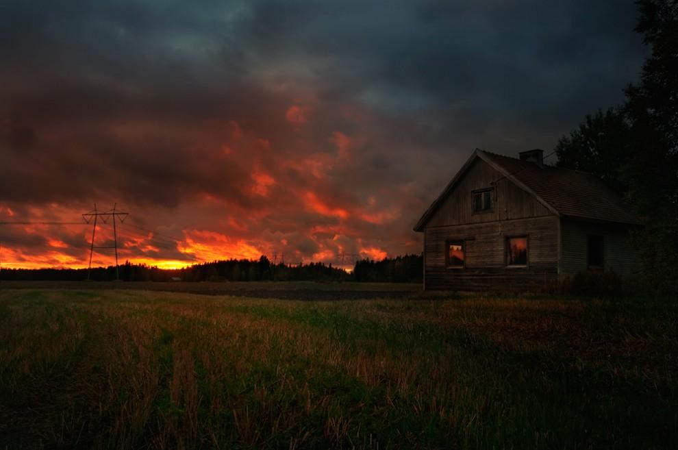 Magníficas fotografias atmosféricas finlandesas 12