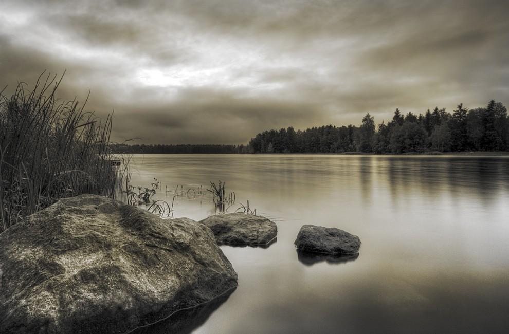 Magníficas fotografias atmosféricas finlandesas 27
