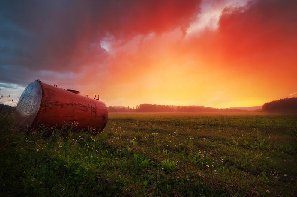 Magníficas fotografias atmosféricas finlandesas 53