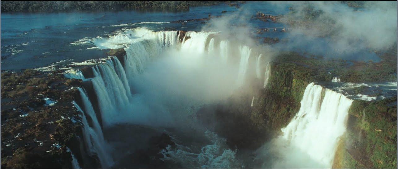 Salto de Sete Quedas: a maravilha natural inundada por um lago artificial 03
